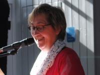 Eine PGR-Vorsitzende